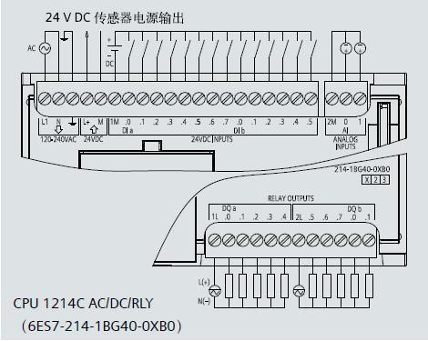 西门子CPU1211C模块6ES7211-1HE40-0XB0