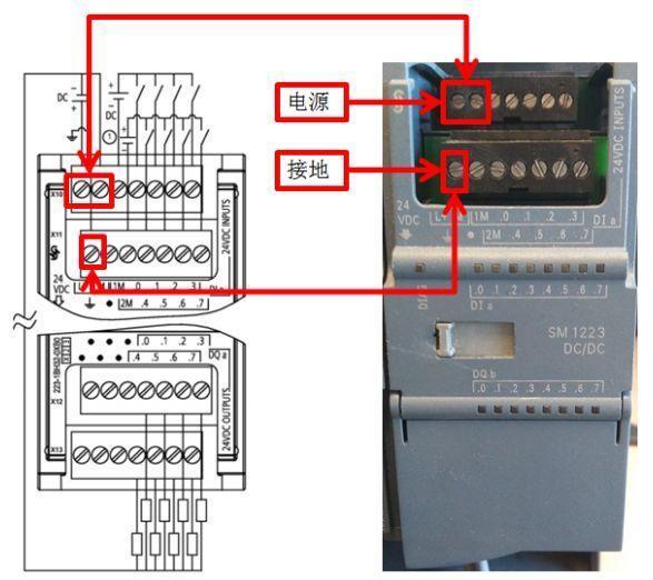 西门子S7-1200模块6ES72221BH320XB0