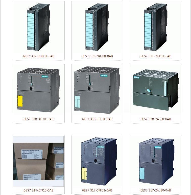 西门子数字量输入模块6ES7321-1BL00-9AM0