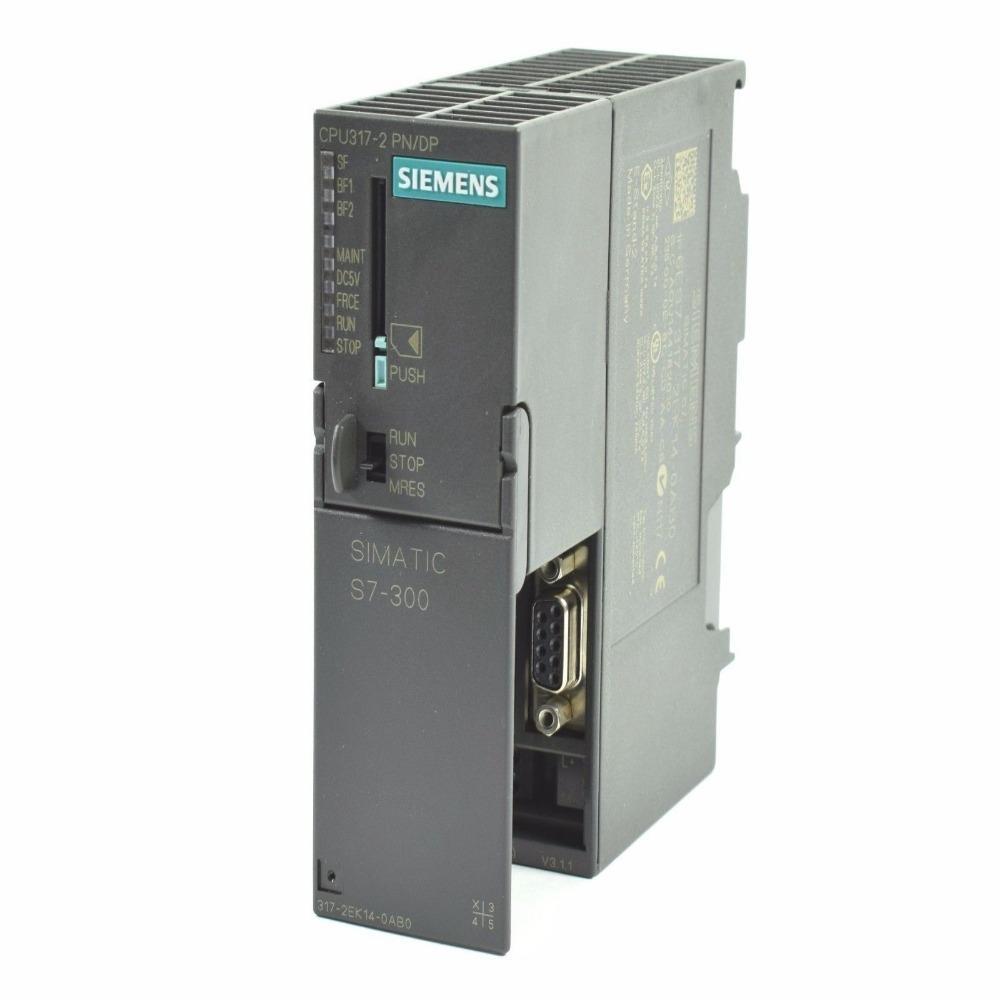 西门子PLC模块32K内存10DI/6DOCPU312C