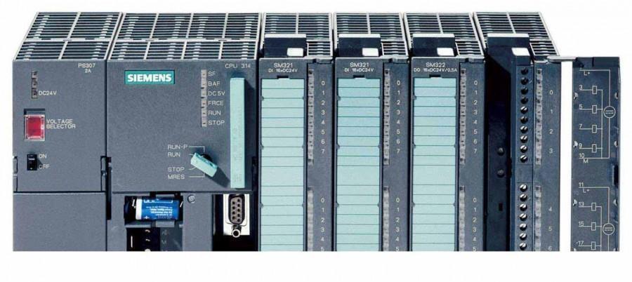 西门子PLCSM323模块DI/DO8点