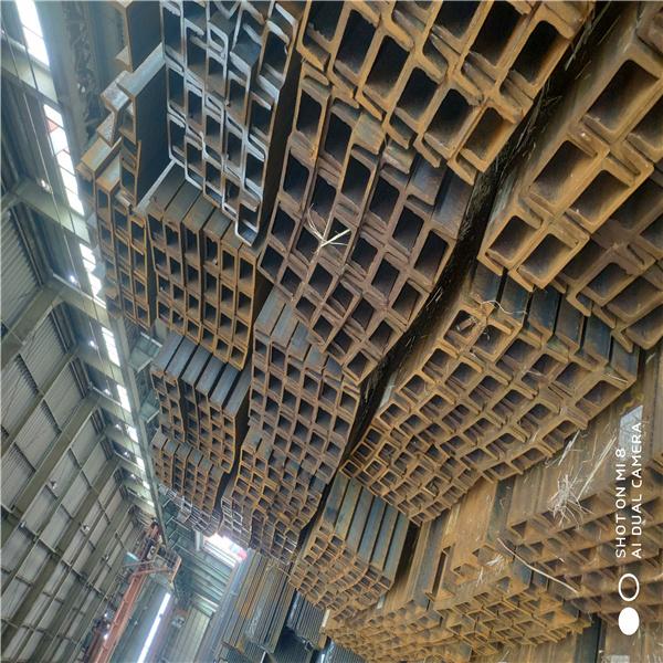 日照現貨英標槽鋼產品安全可靠 *供應材質S275J0產品各種規格
