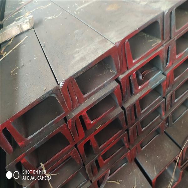 進口英標槽鋼產品品質保證 **材質S355JR產品各種型號規格