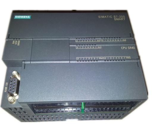西门子PLC主机模块CPUCR40