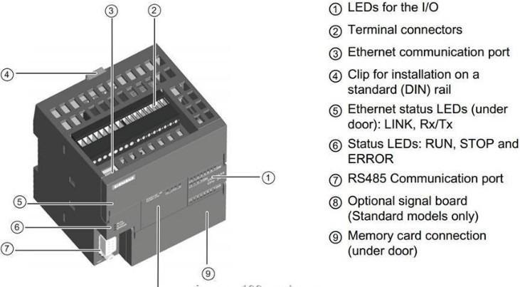 西门子可编程控制器6ES72881ST200AA0