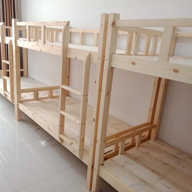 商丘公寓實木床生產廠家