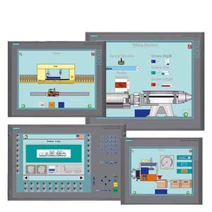 西门子控制面板6AV6644-0AA01-2AX0