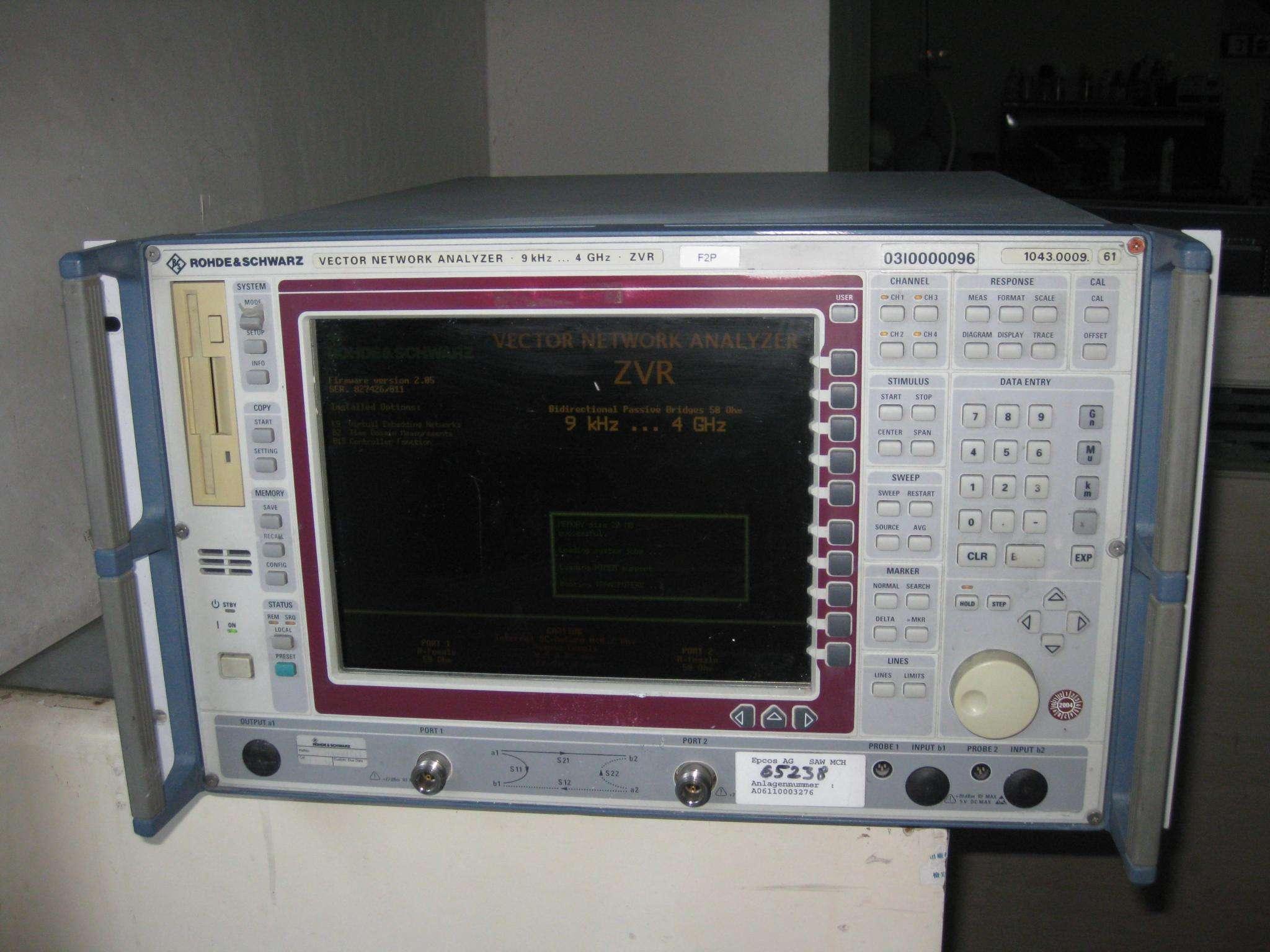 安捷倫 示波器DSOS204A回收
