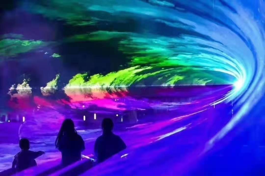 銀川北極光設備租賃廠家 大型激光秀 覆蓋面廣