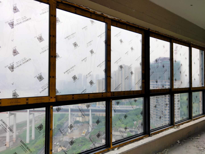 渝中區斷橋梁推拉窗生產廠家