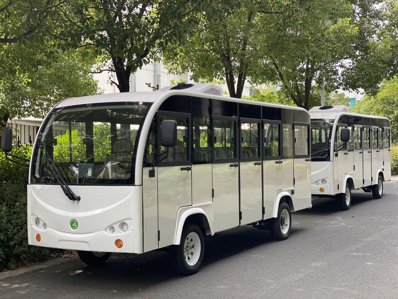 江蘇公園電動觀光車批發