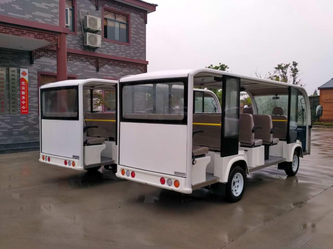 江蘇公園電動觀光車價格