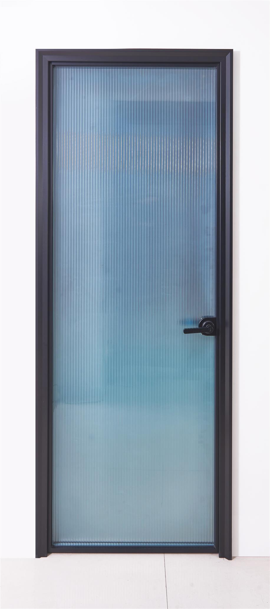 重慶平開玻璃門安裝