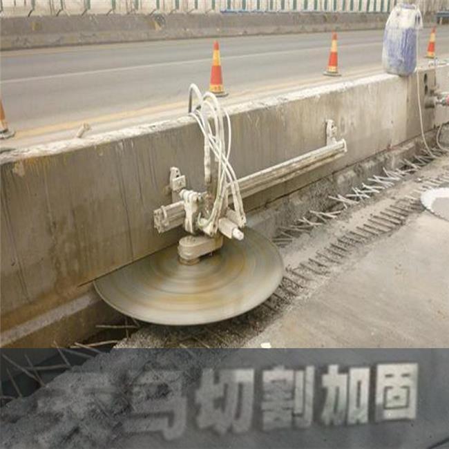 施工工期短-晋中混凝土静力切割