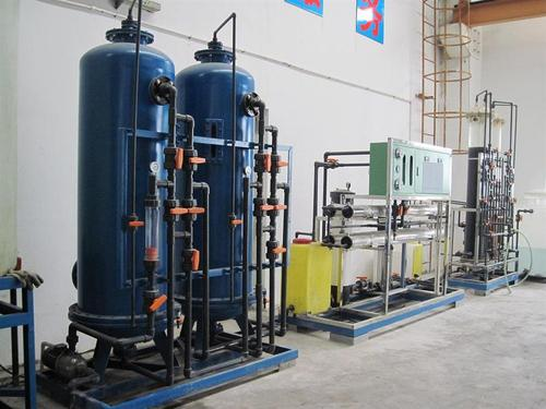 濟源脫鹽水設備價格