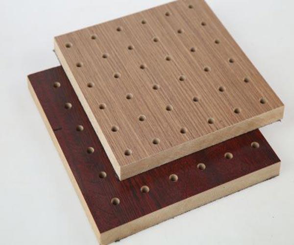 鄂州实木吸音板 湖北翊阳声学建筑材料有限公司