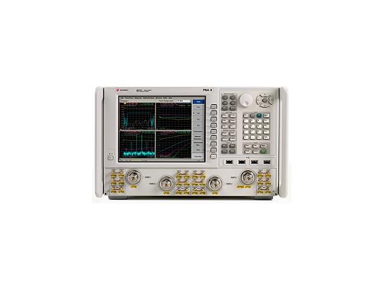 可信賴 N5244B網絡分析儀W7系統