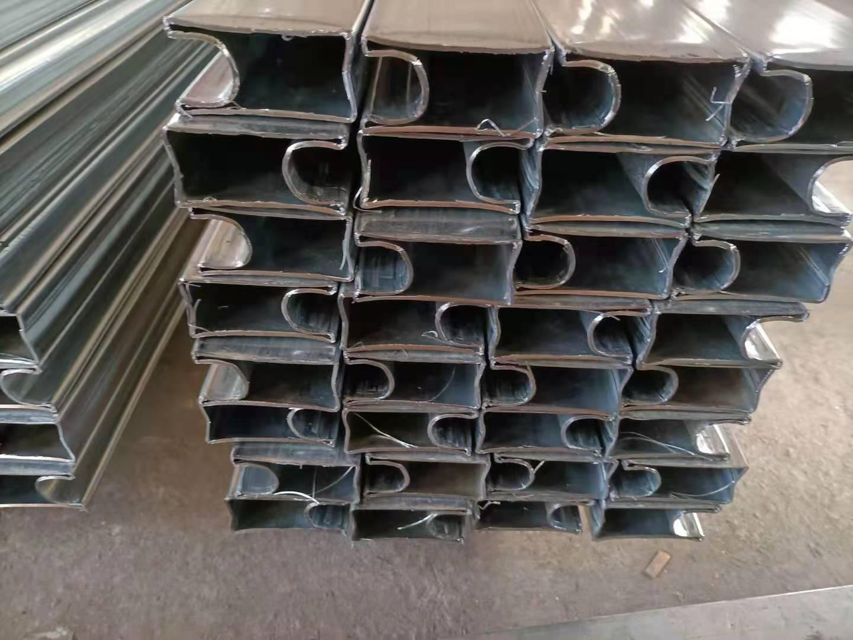 60*120鍍鋅凹槽管 凹槽管廠家
