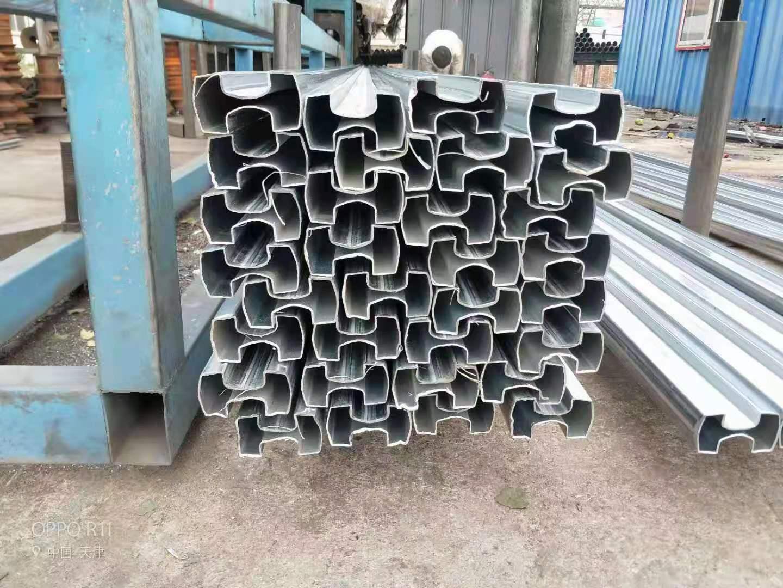 凹槽鋼管廠 鍍鋅凹槽鋼管廠