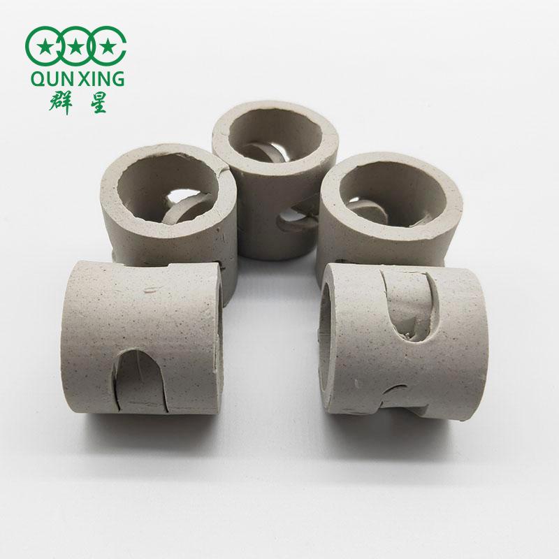 塑料鮑爾環 塔內件 50mm 萍鄉群星 廠家直供