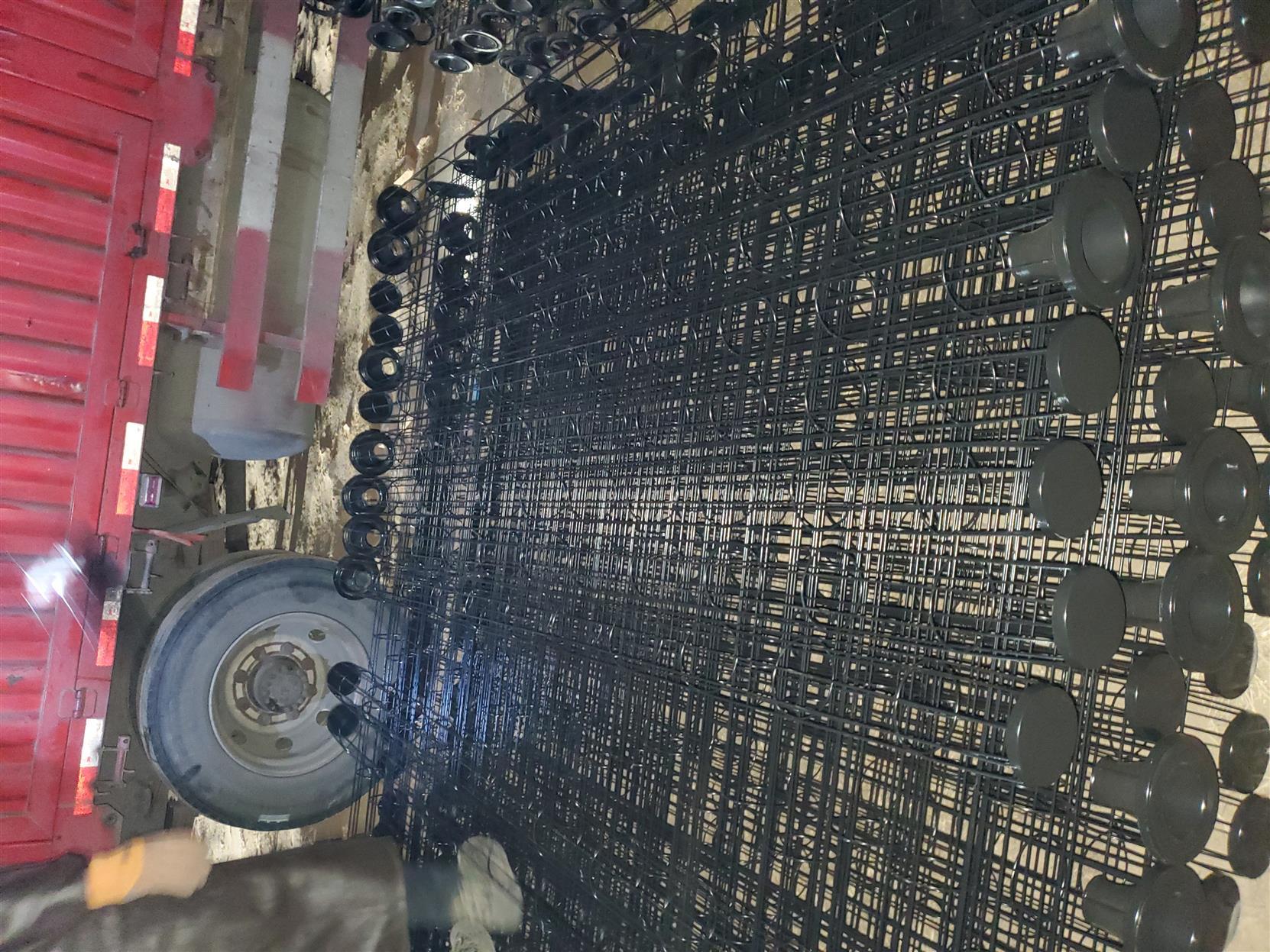 濱州除塵器骨架 除塵器有機硅骨架