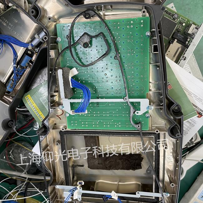發那科機器人示教器維修A05B-2255-C100黑屏白屏修理
