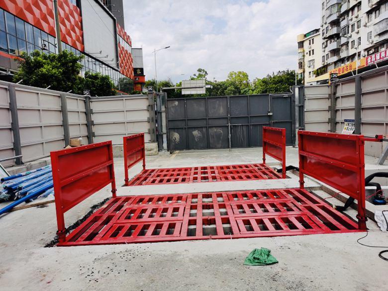 六安工地洗車槽-全洗車平臺-本地經銷商