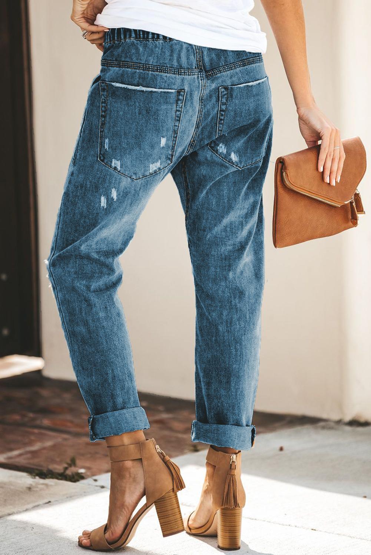 林芝網單牛仔褲生產基地在那里 牛仔褲批發價 海量爆品等你搶批
