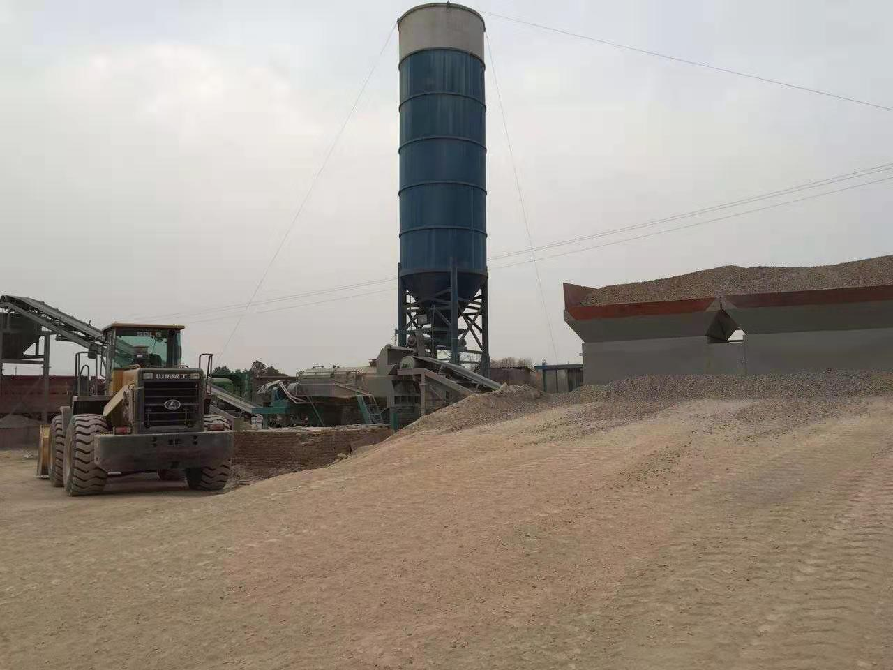 威海收购移动式洗砂机