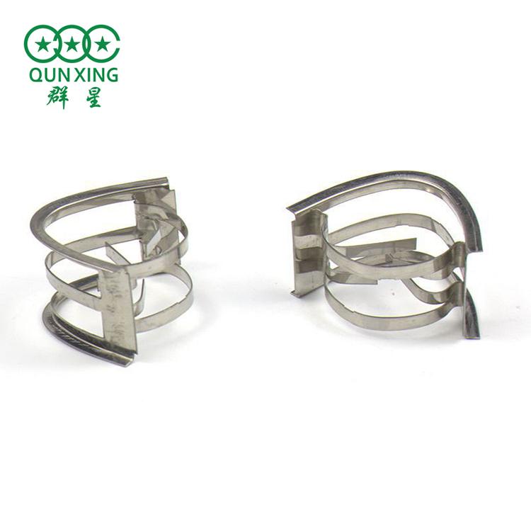 304不锈钢矩鞍环 金属矩鞍环 316L不锈钢矩鞍环 化工冶金用 萍乡群星 塔内件