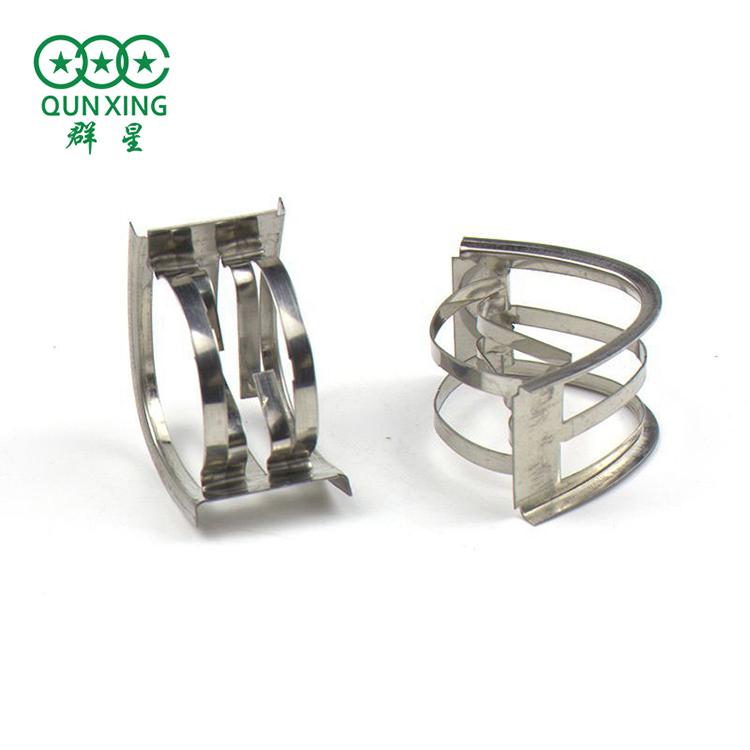 25金屬矩鞍環 不銹鋼矩鞍環 矩鞍環填料 矩鞍環廠家 群星