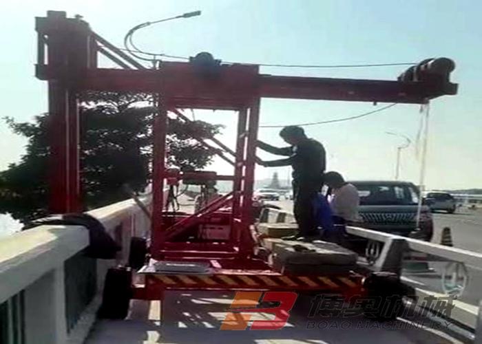 贵阳桥梁排水管安装视频