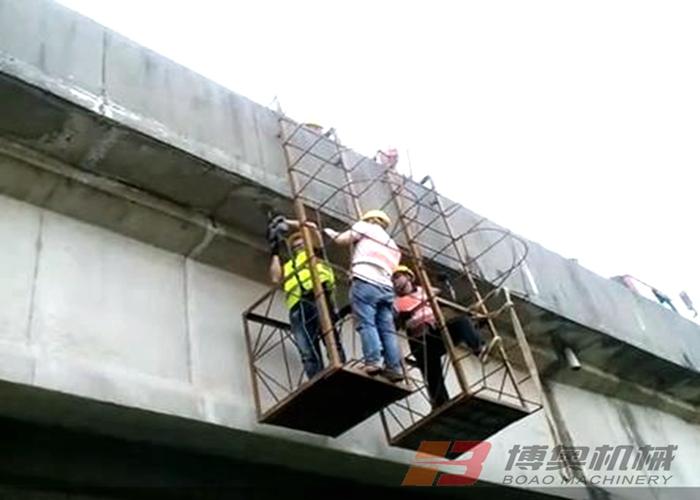 杭州桥梁雨水管作业车