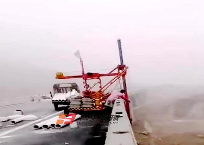 玉溪桥梁电缆安装图