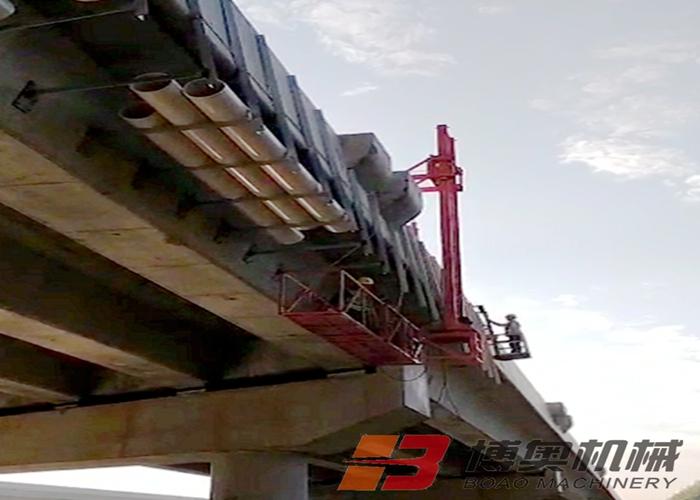 德宏橋梁泄水管吊籠