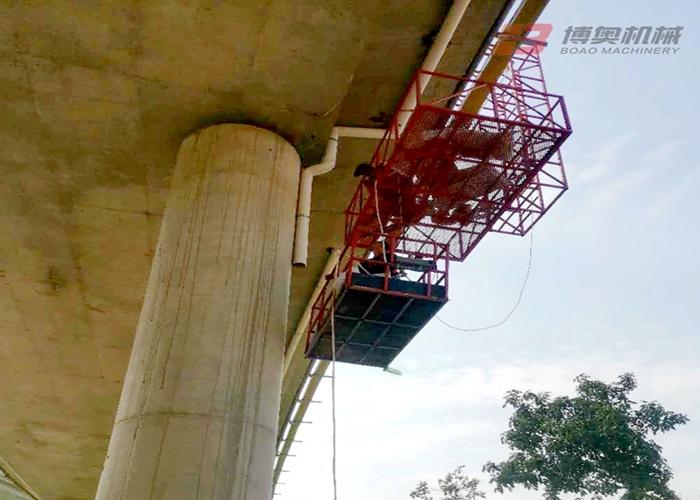 重慶橋梁泄水管安裝圖