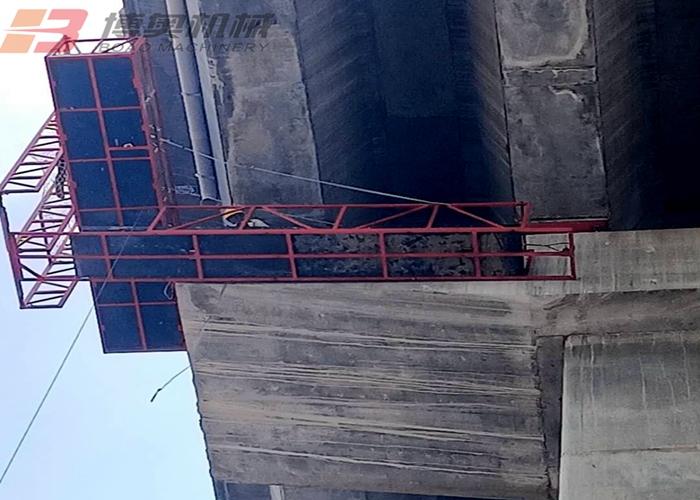 沈阳桥梁护栏排水管安装视频
