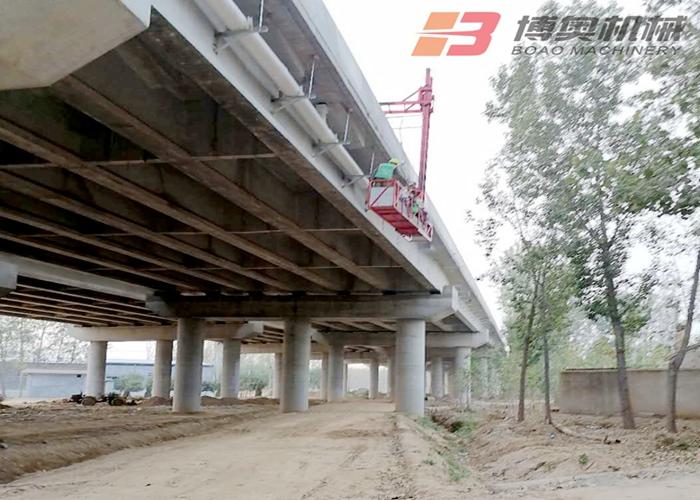 德宏桥梁电缆安装工具