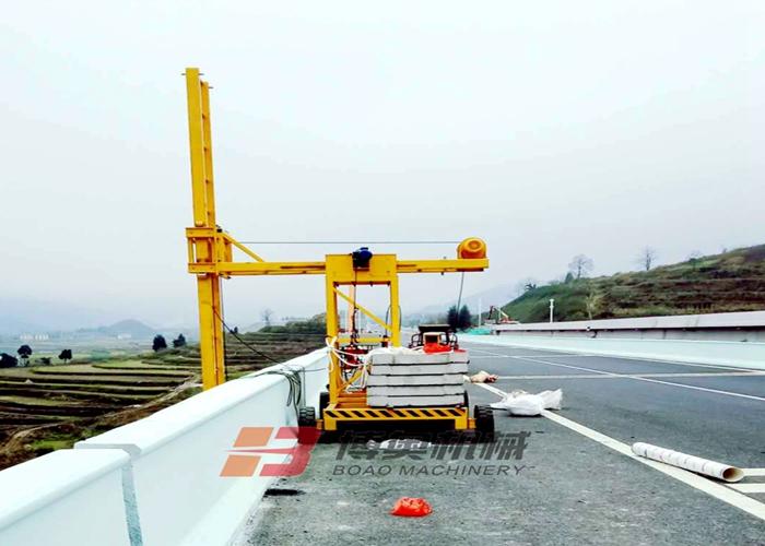 达州桥梁电缆施工吊篮