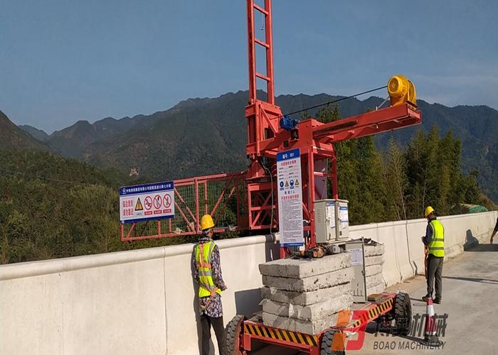 黔西南桥梁雨水管安装设备