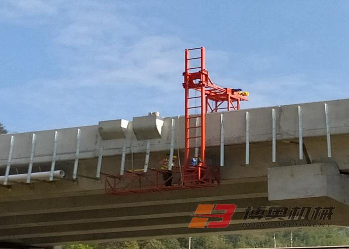 德阳桥梁电缆吊笼