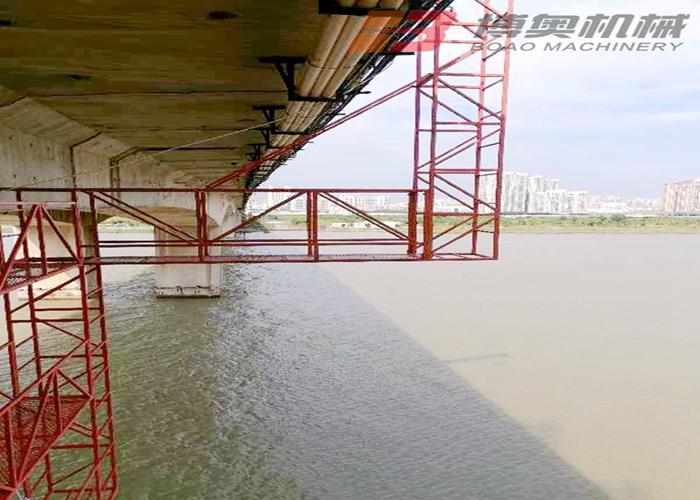 自贡桥梁落水管安装图