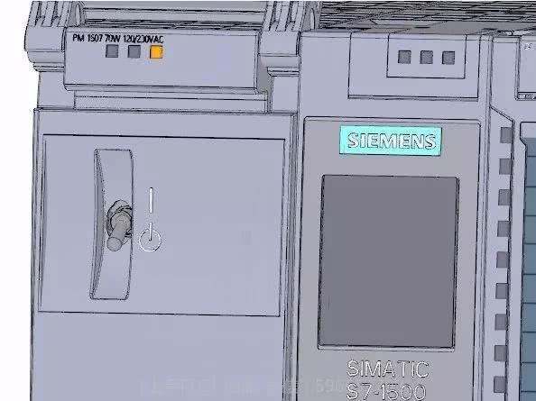 西门子S7-1500主机CPU1510SP-1PN