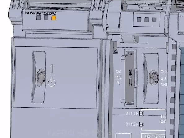 西门子CPU1511-1PN主机