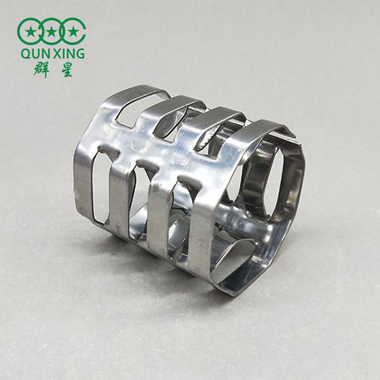 不锈钢填料 八四内弧环填料 金属八四内弧环填料 萍乡群星