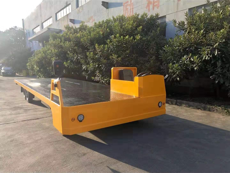 渭南電動平板搬運車