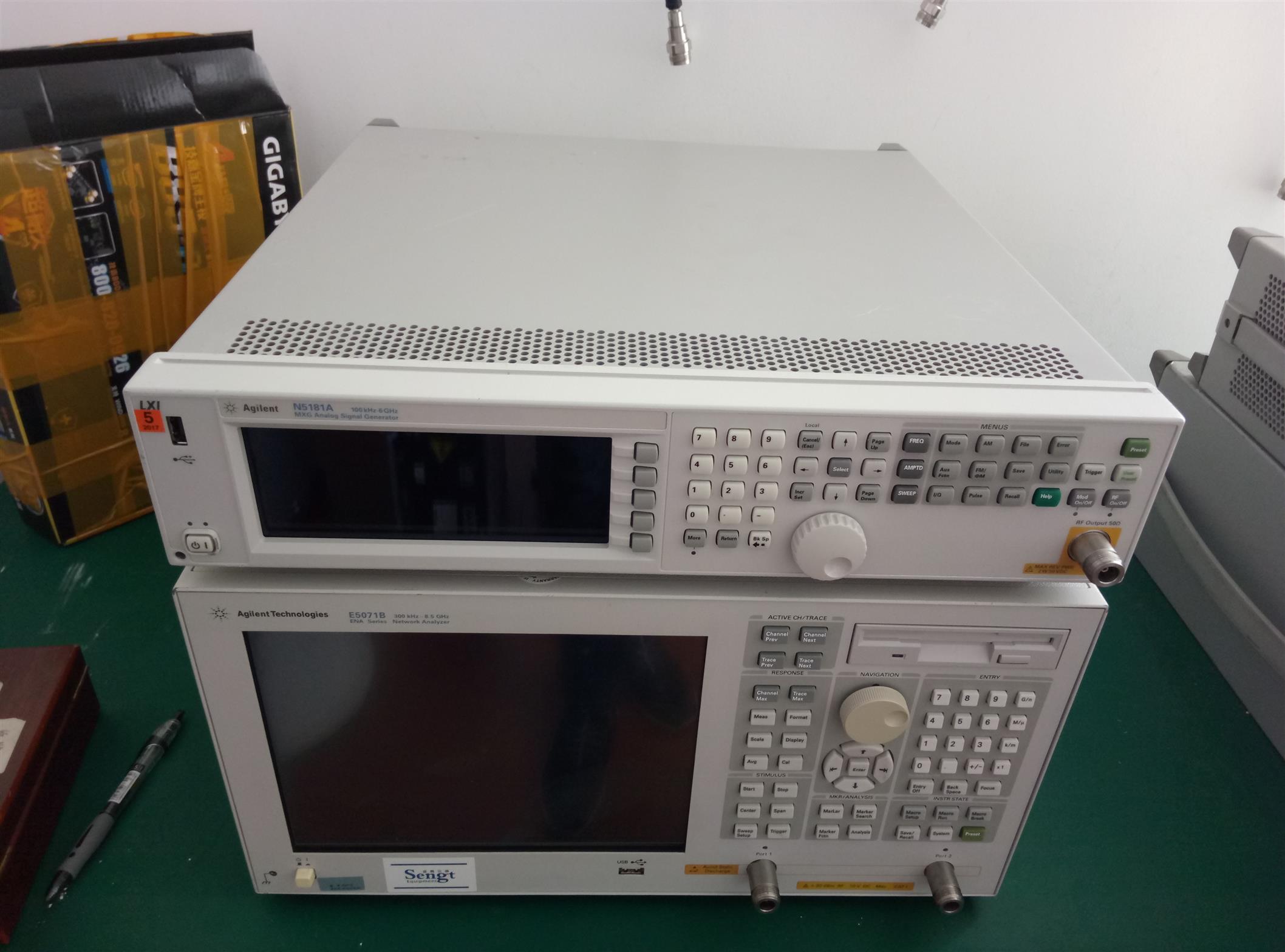 東莞N5173B信號源批發