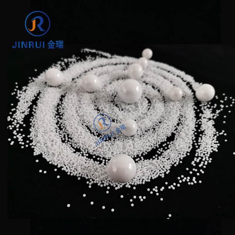 萍鄉金瑞 球磨機球磨珠填充率 氧化鋯珠廠家