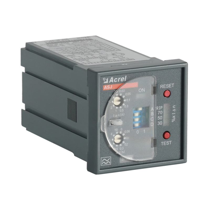 安科瑞ASJ20-LD1A智能電力剩余電流繼電器廠家**含稅運