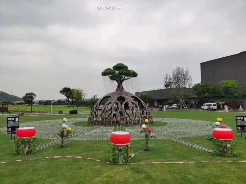 歡迎來廠考察 浙江大型生命樹